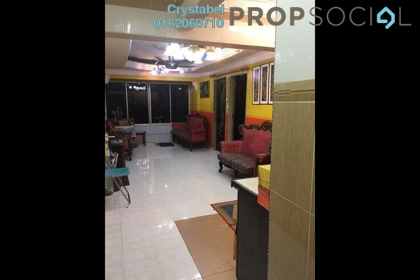 For Rent Apartment at Vista Angkasa, Pantai Freehold Fully Furnished 2R/1B 1.2k