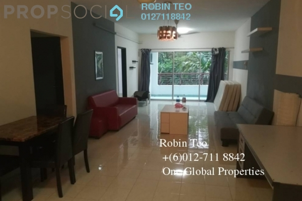 For Rent Serviced Residence at Larkin Residence, Johor Bahru Leasehold Fully Furnished 3R/2B 1.4k