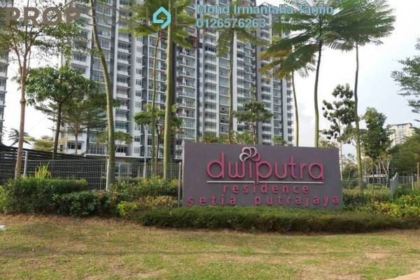 For Sale Condominium at Dwiputra Residences, Putrajaya Freehold Unfurnished 3R/3B 600k