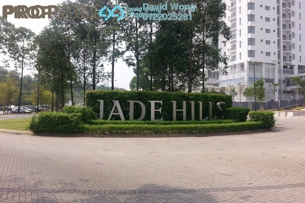 For Sale Condominium at Jadite Suites, Kajang Freehold Unfurnished 3R/2B 575k