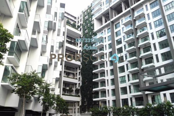 For Rent SoHo/Studio at Univ 360 Place, Seri Kembangan Freehold Fully Furnished 0R/1B 1.1k