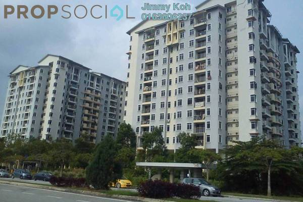 For Sale Condominium at Cyberia SmartHomes, Cyberjaya Freehold Fully Furnished 3R/2B 290k