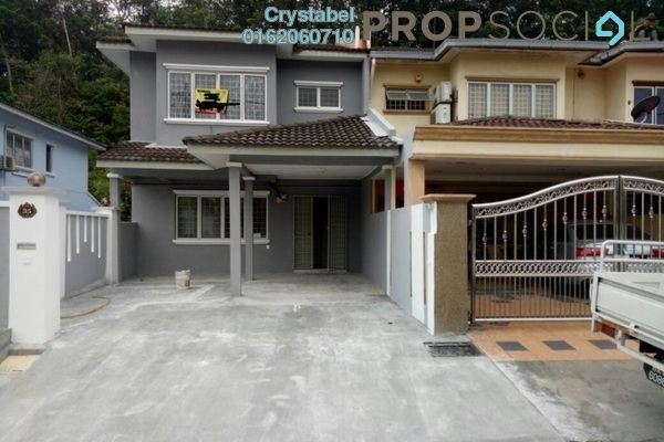 For Rent Terrace at Bandar Damai Perdana, Cheras South Freehold Unfurnished 4R/2B 1.3k