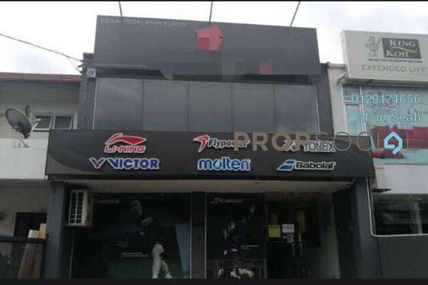 For Rent Shop at SS2, Petaling Jaya Freehold Unfurnished 0R/2B 5k