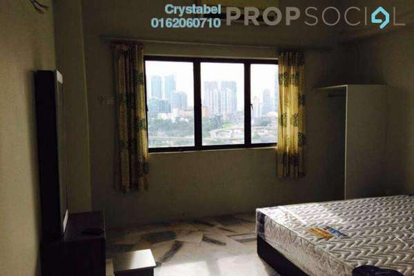 For Rent Condominium at Menara Seputih, Seputeh Freehold Semi Furnished 3R/1B 1.9k