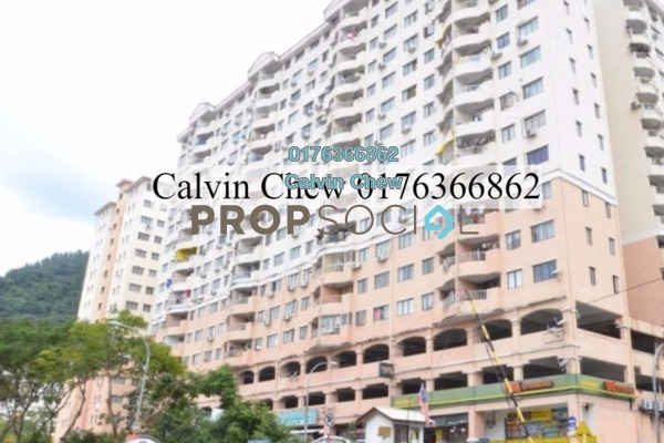 For Sale Apartment at Prima Saujana, Kepong Leasehold Unfurnished 3R/2B 227k