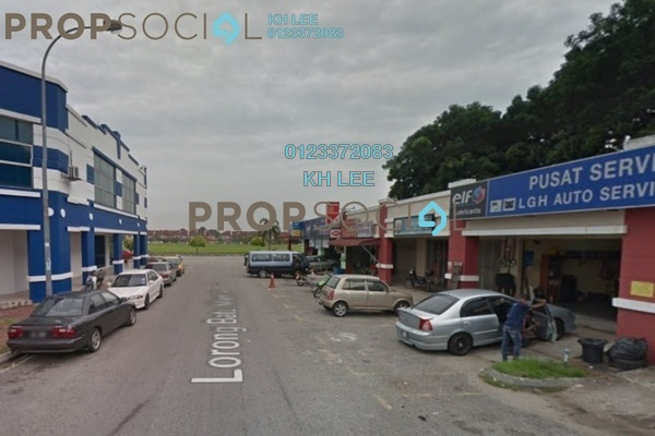 For Sale Shop at Bandar Bukit Tinggi 2, Klang Freehold Unfurnished 0R/0B 410k