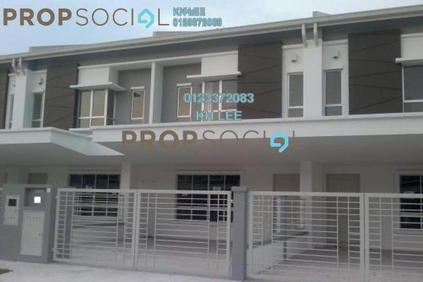 For Sale Terrace at Setia Indah, Setia Alam Freehold Unfurnished 4R/3B 745k