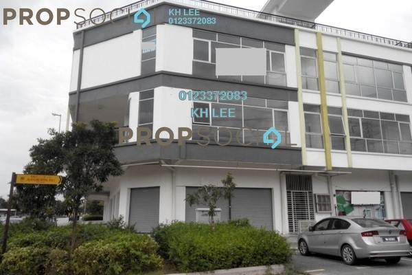 For Sale Shop at Klang Sentral Commercial Centre, Meru Freehold Unfurnished 0R/0B 3.5m
