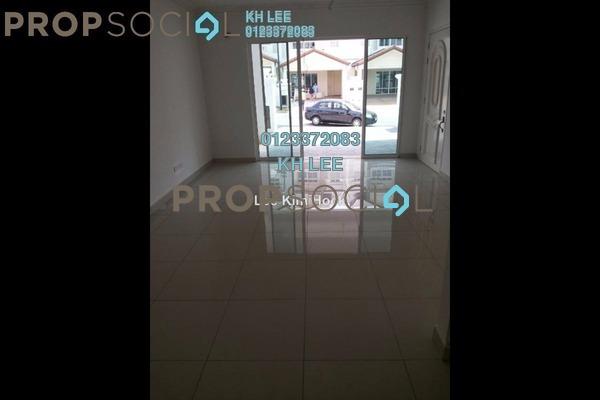 For Sale Terrace at Anjung Sari, Setia Alam Freehold Semi Furnished 6R/5B 860k