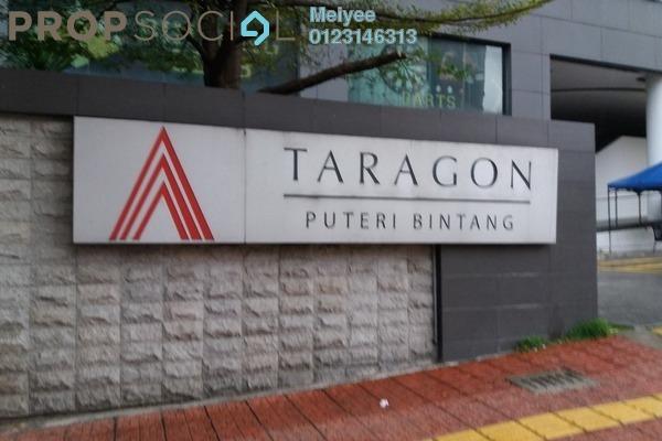 For Rent Condominium at Taragon Puteri Bintang, Pudu Freehold Fully Furnished 4R/4B 4k