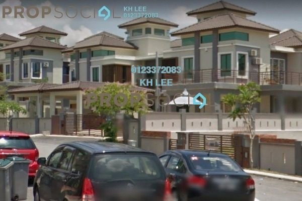 For Sale Semi-Detached at Perdana College Heights, Nilai Freehold Semi Furnished 7R/7B 1.05m
