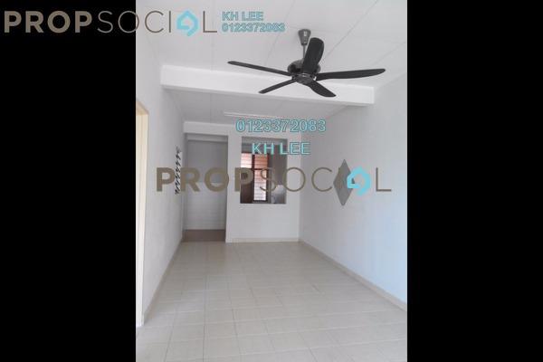 For Rent Terrace at Casa Bella, Bandar Bukit Raja Freehold Unfurnished 3R/2B 1k