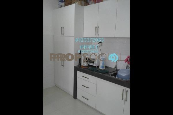 For Sale Terrace at Garden Park Homes, Cahaya SPK Leasehold Semi Furnished 4R/3B 780k