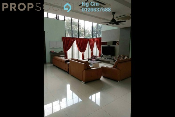 For Sale Bungalow at Sri Damai, Bukit Rimau Freehold Fully Furnished 6R/6B 3.8m