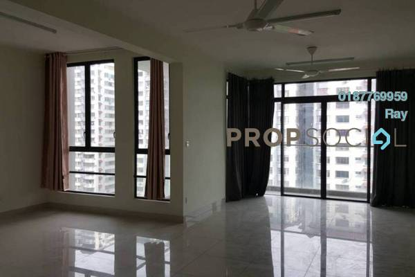 For Rent Condominium at The Z Residence, Bukit Jalil Freehold Semi Furnished 4R/2B 1.8k