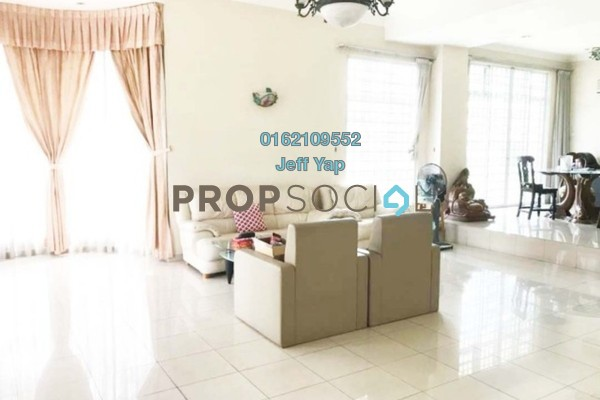For Sale Semi-Detached at Taman Suria, Johor Bahru Freehold Semi Furnished 5R/5B 1.2m