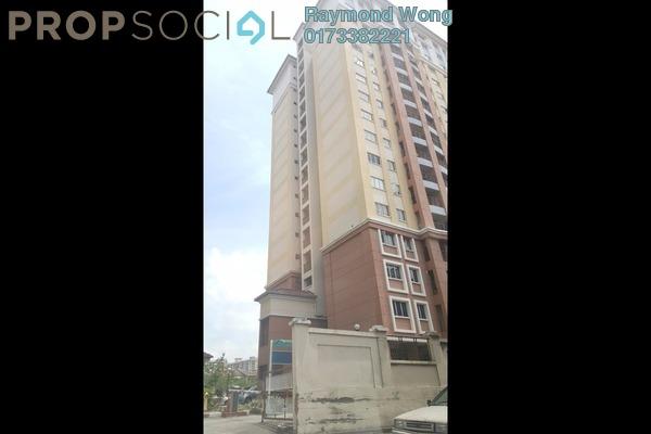 For Sale Condominium at Villa Tropika @ Pudu Impian II, Cheras Leasehold Unfurnished 3R/2B 398k