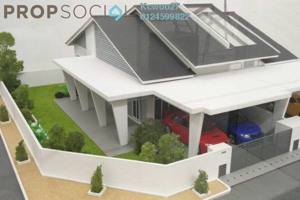 For Sale Terrace at Bukit Jana, Kamunting Leasehold Semi Furnished 3R/2B 250k