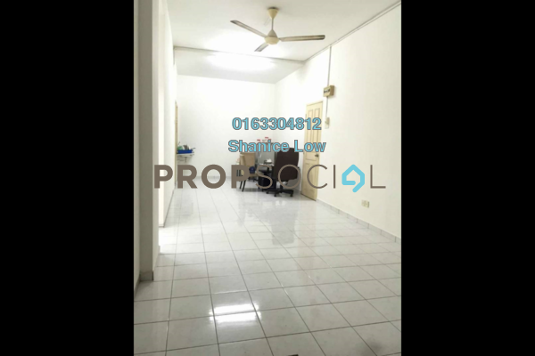 For Sale Apartment at Sri Cassia, Bandar Puteri Puchong Freehold Semi Furnished 2R/1B 380k