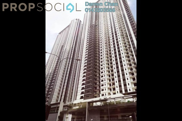 For Rent Condominium at South View, Bangsar South Freehold Fully Furnished 3R/2B 2.6k