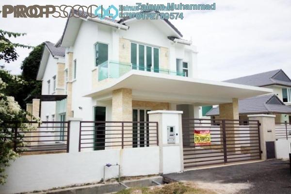 For Sale Bungalow at Taman Hulu Langat Jaya, Batu 9 Cheras Freehold Unfurnished 6R/5B 1.45m
