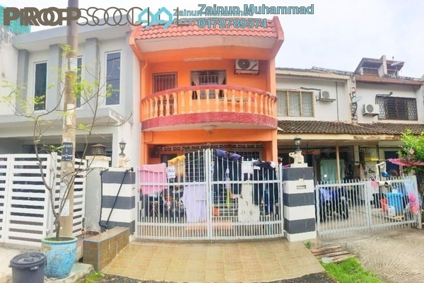 For Sale Terrace at Pandan Jaya, Pandan Indah Leasehold Unfurnished 3R/2B 450k