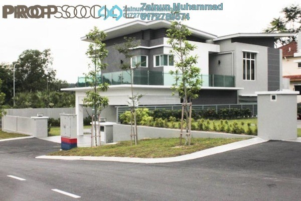 For Sale Bungalow at Taman Langat Idaman, Batu 9 Cheras Freehold Unfurnished 6R/7B 1.6m