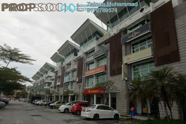 For Sale Office at Laman Seri, Shah Alam Freehold Unfurnished 0R/0B 5.3m