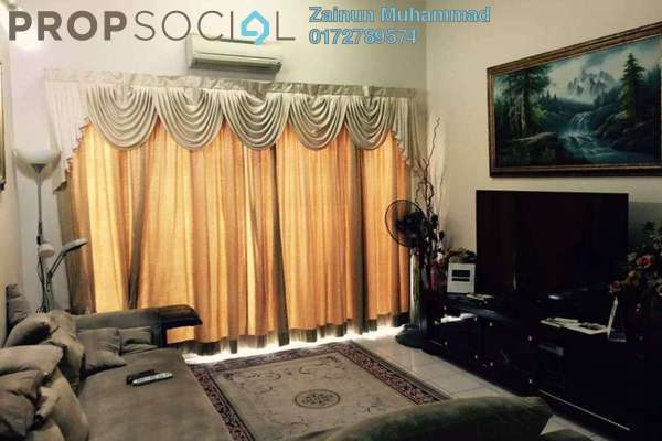 For Rent Condominium at Suria Damansara, Kelana Jaya Freehold Semi Furnished 3R/2B 1.4k