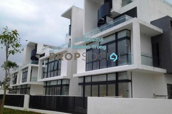 For Rent Semi-Detached at The Grove, Petaling Jaya Freehold Unfurnished 5R/5B 5.3k