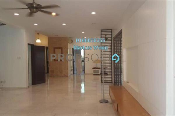 For Rent Terrace at Taman Esplanad, Bukit Jalil Freehold Semi Furnished 5R/4B 5k