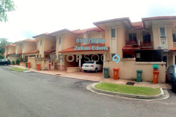 For Sale Terrace at Precinct 8, Putrajaya Freehold Unfurnished 4R/3B 750k