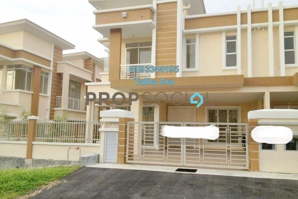 For Sale Semi-Detached at Saujana Impian, Kajang Freehold Unfurnished 5R/5B 880k