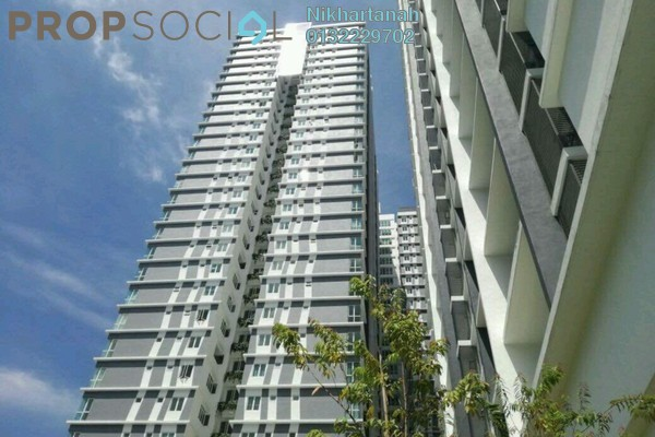 For Sale Condominium at Scenaria, Segambut Freehold Unfurnished 4R/3B 800k