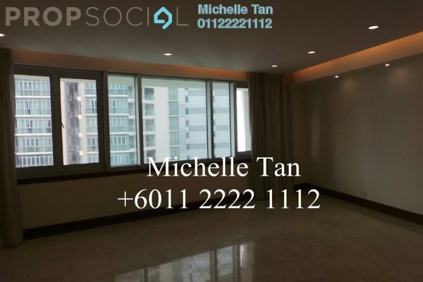 For Rent Condominium at Kirana Residence, KLCC Freehold Semi Furnished 3R/4B 6.5k