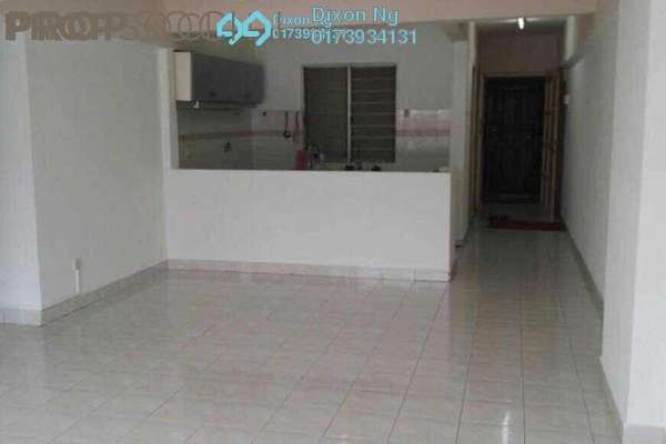 For Sale Condominium at Plaza 393, Cheras Freehold Semi Furnished 3R/2B 400k