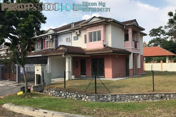 For Rent Terrace at Taman Puncak Jalil, Bandar Putra Permai Freehold Semi Furnished 4R/3B 1.5k