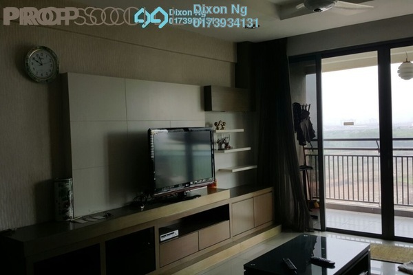 For Sale Condominium at D'Alamanda, Cheras Freehold Fully Furnished 3R/2B 628k
