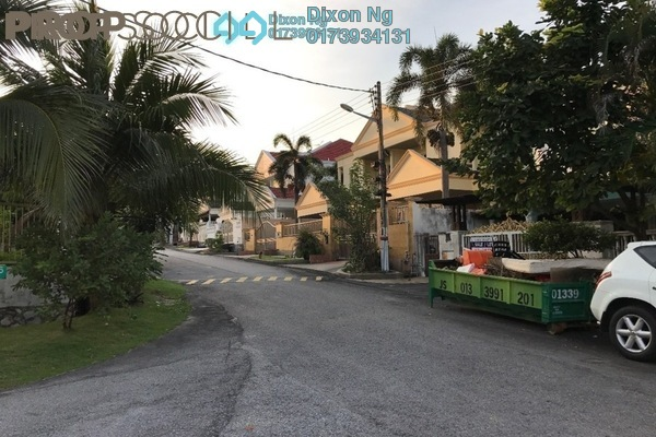 For Sale Semi-Detached at Cheras Perdana, Cheras South Freehold Semi Furnished 4R/3B 945k
