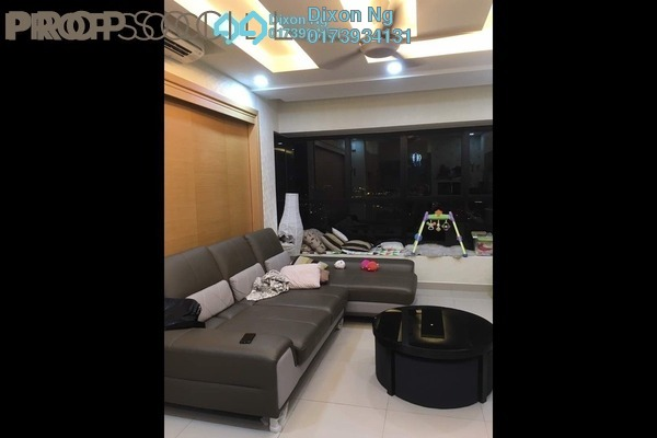 For Sale Condominium at The Leafz, Sungai Besi Freehold Fully Furnished 3R/2B 670k