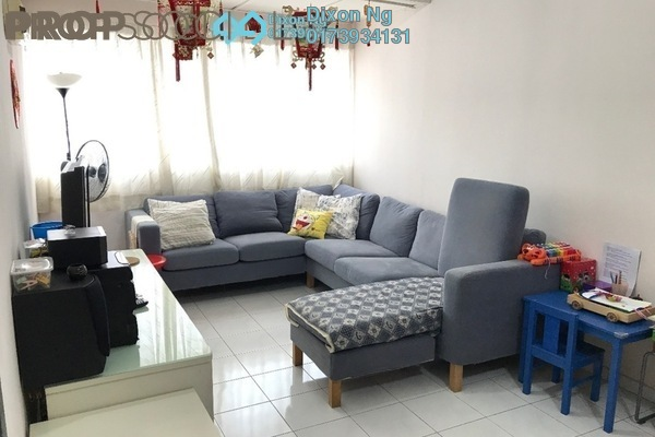 For Sale Townhouse at Pandan Indah, Pandan Indah Leasehold Semi Furnished 3R/2B 425k
