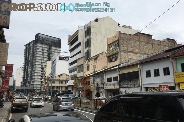 For Rent Shop at Petaling Street, Pudu Freehold Semi Furnished 0R/0B 8k