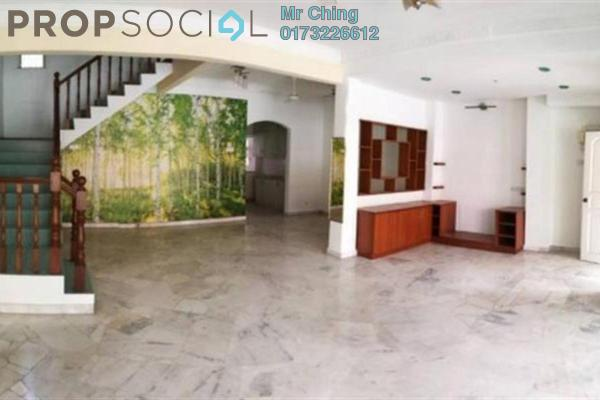 For Sale Terrace at Damai Budi, Alam Damai Freehold Semi Furnished 4R/3B 810k