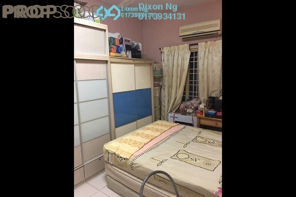 For Sale Apartment at Wira Apartment, Cheras South Freehold Semi Furnished 3R/2B 250k