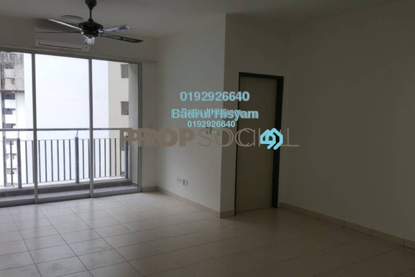 For Rent Condominium at Residensi Pandanmas, Pandan Indah Freehold Unfurnished 3R/2B 1.35k