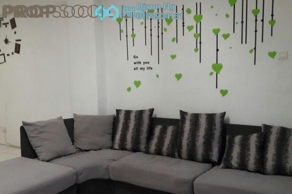 For Sale Apartment at Puncak Baiduri, Cheras South Freehold Semi Furnished 3R/2B 370k