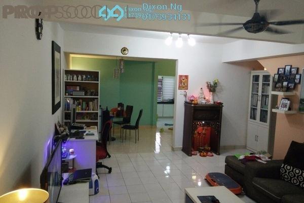 For Sale Terrace at Taman Puncak Jalil, Bandar Putra Permai Freehold Semi Furnished 3R/3B 560k