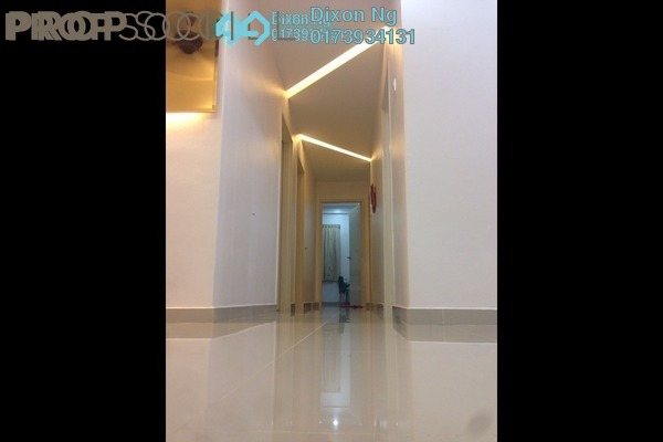 For Sale Condominium at Evergreen Park, Bandar Sungai Long Freehold Semi Furnished 3R/2B 455k