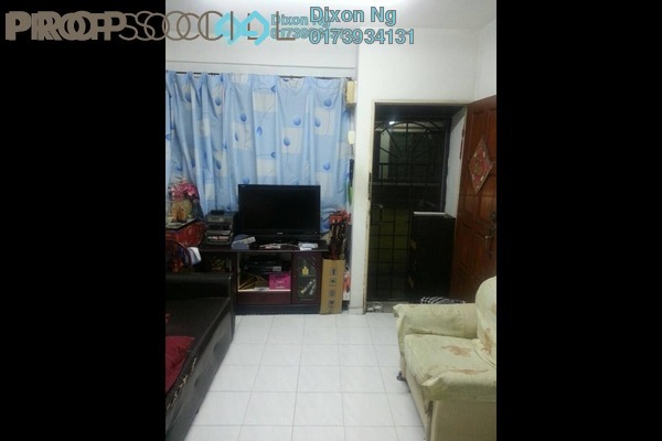 For Sale Apartment at Pandan Indah, Pandan Indah Leasehold Semi Furnished 3R/1B 178k